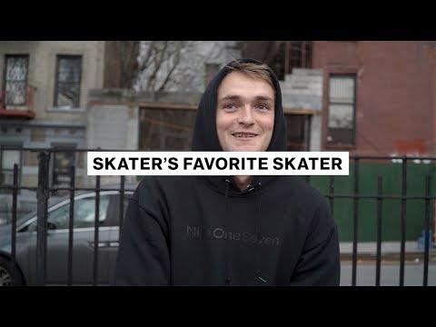 Skater's Favorite Skater | Cyrus Bennett