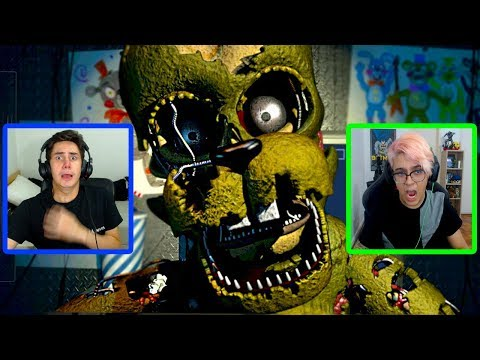 NOVO FIVE NIGHT'S AT FREDDY'S 6!