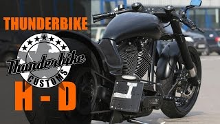 "Harley Davidson Screamin Eagle ""Dragster RSD"" by Thunderbike 