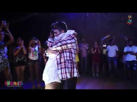 Social Cha Cha Cha | Melisa & Pablito | LLF-2017