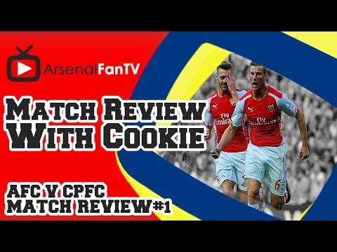 Arsenal 2 Crystal Palace 1 Match Review