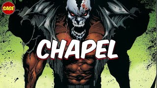 """Who is Image Comics' Chapel? Savage """"Captain America"""" meets """"The Punisher"""""""