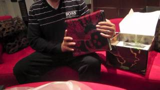 "Gears Of War 3 Game & Lancer ""First Unboxing Video"" Ice T"