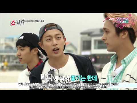 [eng Sub-hd] 140626 Showtime - Burning The Beast Ep 9 video