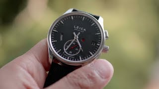 Leica's €10K Watch - L1 // L2