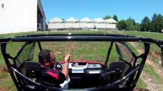 2016 Honda Pioneer 1000-5 Test Drive by Mudd Man