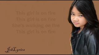 download lagu Girl On Fire  - Angelica Hale Cover gratis
