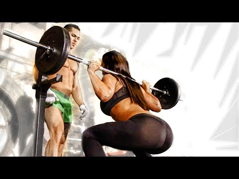 Partner Crossfit Workout - Fitness Training mit Nadine & Alon Image 1