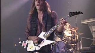 Watch Scorpions Hit Between The Eyes video