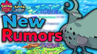 Pokemon Sword and Shield Rumors!