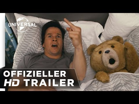 Ted - Trailer deutsch / german - von Seth MacFarlane (Family Guy) HD Music Videos