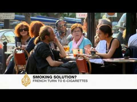 French opt for E-cigarettes but health risk remains