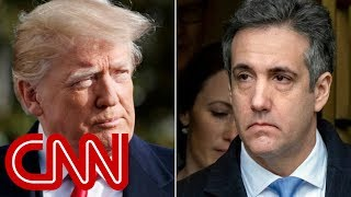 Trump 'seething' after Cohen sentencing