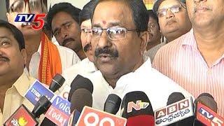 టీడీపీపై సోము వీరంగం..! | BJP MLC Somu Veerraju Fires On TDP