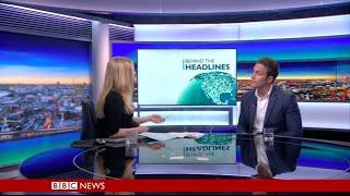 Jacyn Heavens BBC World News - Business Live
