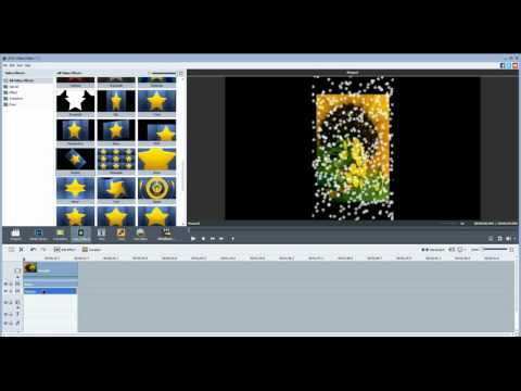 How to add multiple effects on AVS Video Editor
