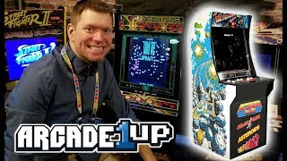 Arcade 1Up Retro Budget Video Game Arcade Cabinets Toys Toy Fair 2018 Rampage