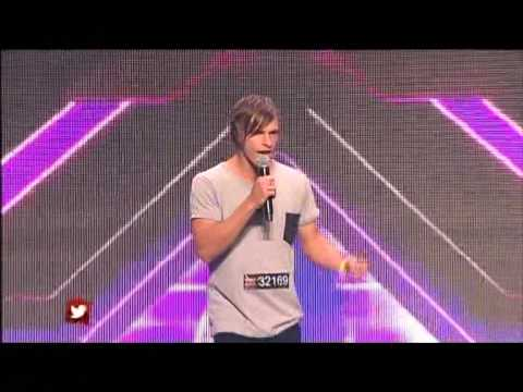 Trent Bell - Auditions - The X Factor Australia 2012 night 4 [FULL]