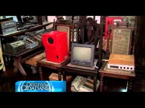 História dos telefones e filmadoras - Direito e Cidadania - Nery Ambrozio - 3ª parte