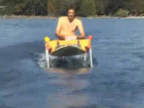 Summer Project 2009 - Hydrofoil 2.0 -