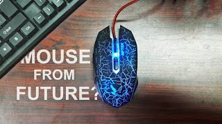 Best Gaming mouse under Rs 500 ? MFTEK Gaming Mouse.