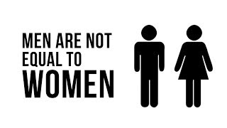Men Are Not Equal To Women – MercifulServant Videos
