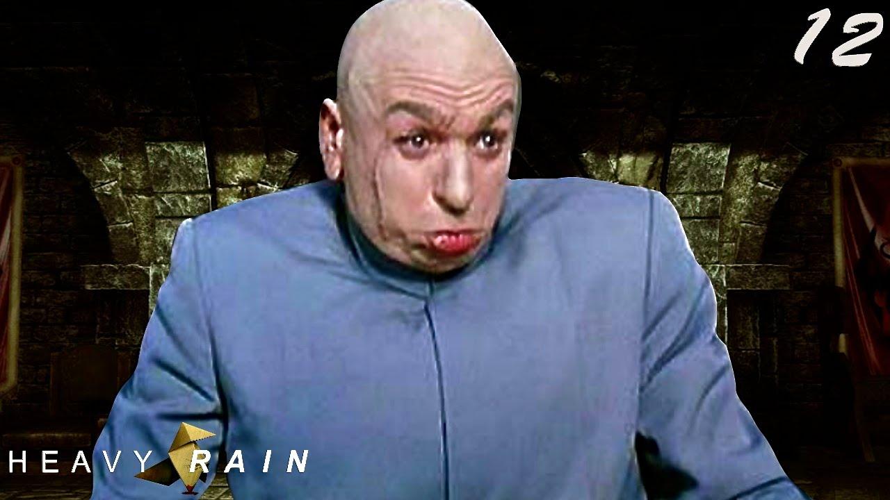 NUNCA CONFIES EN DOCTOR MALITO | Heavy Rain 12 ...