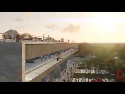 3D CORDOBA ANIMATION --Public Multimedia Library/Mediateca publica