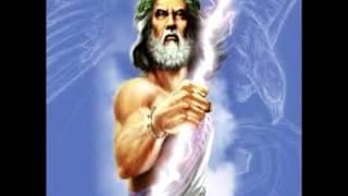 Olympian Rap Baes of History: Zeus vs. Posiden