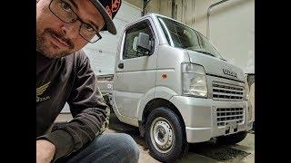 Detailed Mini Truck Walk Around - Suzuki Carry DA63T