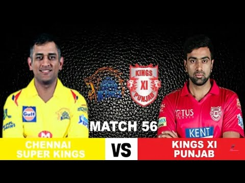 Vivo ipl 2018 CSL vs KXIP match full Highlights [watch video].