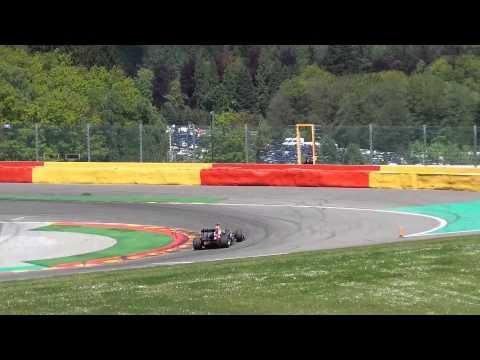 F1 2013 vs 2014 engine sound