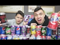 THE AMERICAN SODA TASTE TEST CHALLENGE MP3