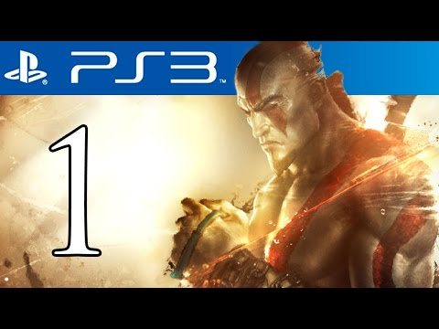 God of War: Ascension | Campaña Español | Parte 1