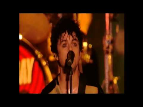 Green Day - Wake me Up When September Ends (Optimus Alive 2013...