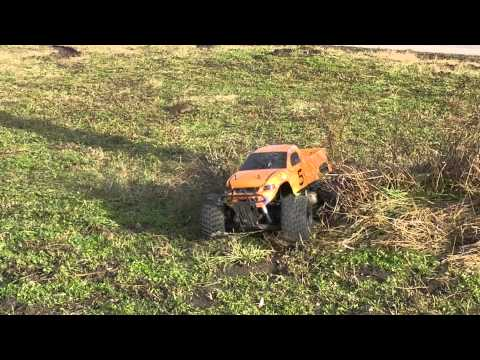 Urbi Racing 00026 RC1/5th Monster Truck, Buggy, Truggy