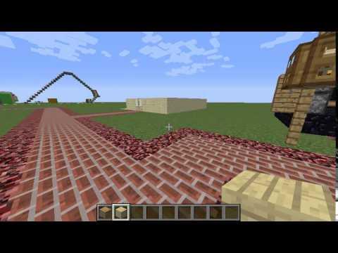 Videos with a Friend Month: Minecraft: Funland! Part 2