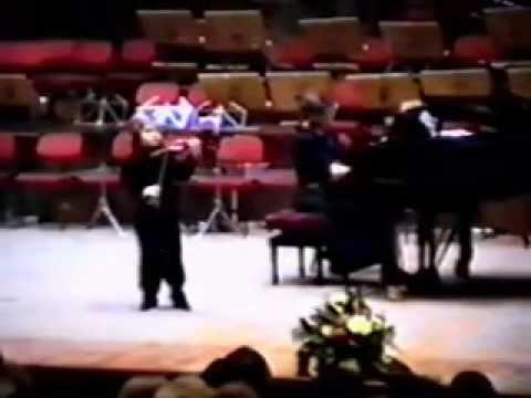 Sasha Sitkovetsky in concert 1990 2