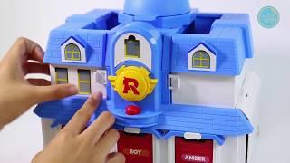 Robocar Poli rescue Center Headquarter Play set toy (로보카 폴리 열리는구조본부)
