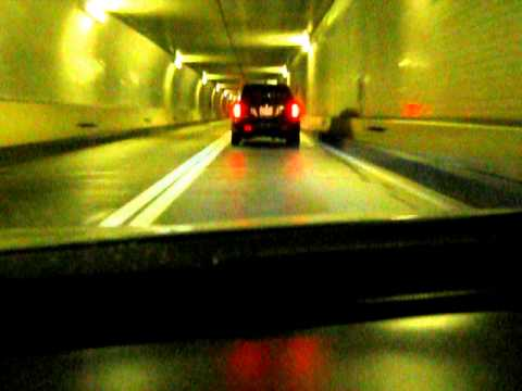 JDM B18C-R In Tunnel