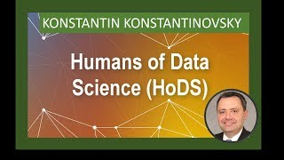 Konstantin Konstantinovsky - Humans of Data Science