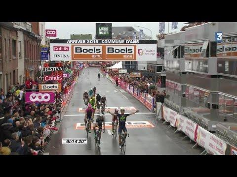 La Lieja-Bastoña-Lieja fue para el español Alejandro Valverde