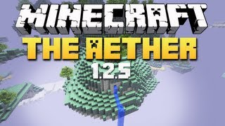 Minecraft: Mody 1.2.5 - The Aether Mod! (Niebo nowy Świat :O!)