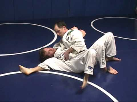 Attacks from Kesa Gatame Image 1