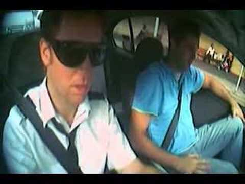 Chaser's War on Everything - 202 - Blind Taxi Driver Test
