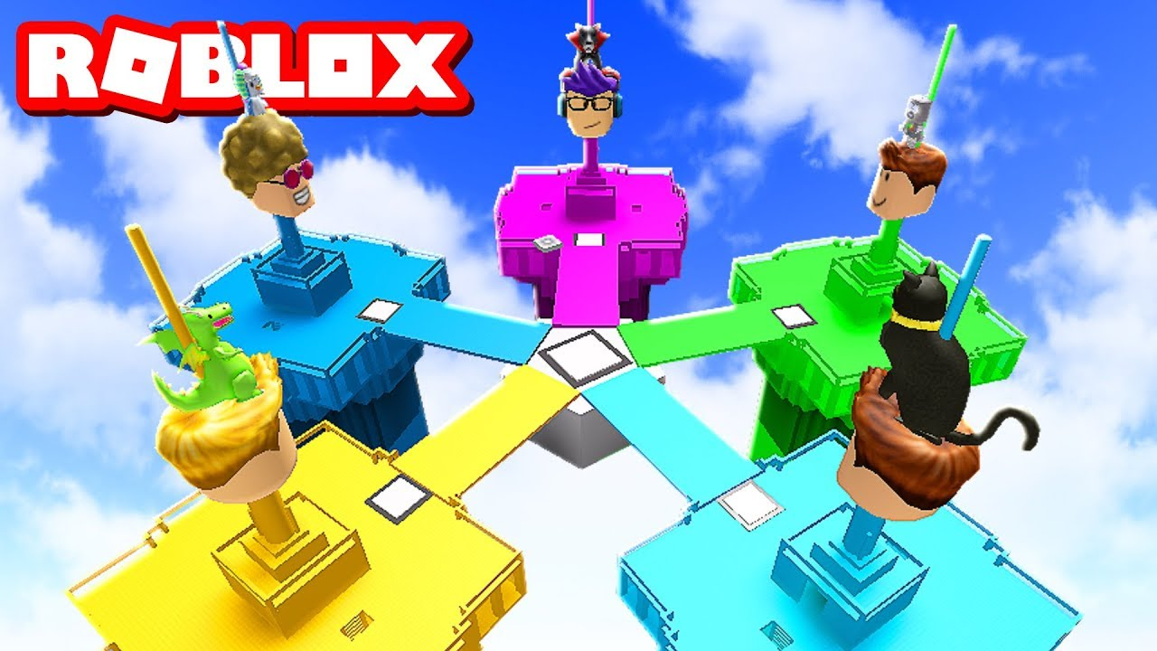 THE PALS YOUTUBER ROBLOX BRICKBATTLE! Sketch made a Roblox Game! (Roblox Pals BrickBattle)