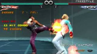tekken 5 dr ending my combo video