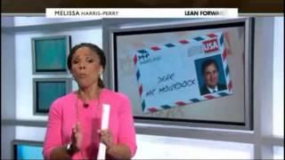 Melissa Harris-Perry's Open Letter To Richard Mourdock on Rape!