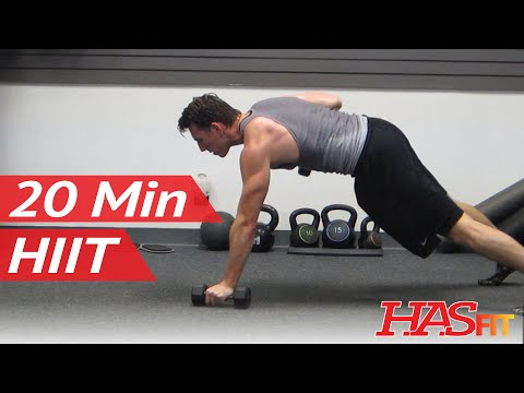 HASfit Warrior 20 Minute Workout Part 2 of 3   Motivational Workout   Home Exercises Burn Calories