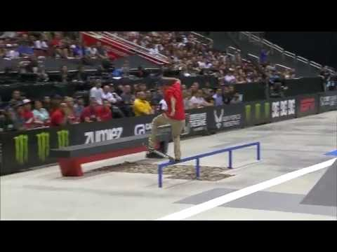 Ryan Sheckler Run -- Glendale 2012